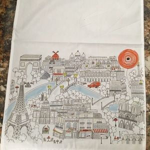 Le Creuset Paris Tea Towel